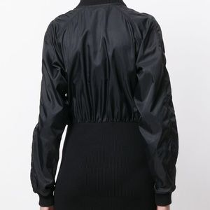 Opening Ceremony Dresses - Opening Ceremony Bomber Jacket Dress Medium